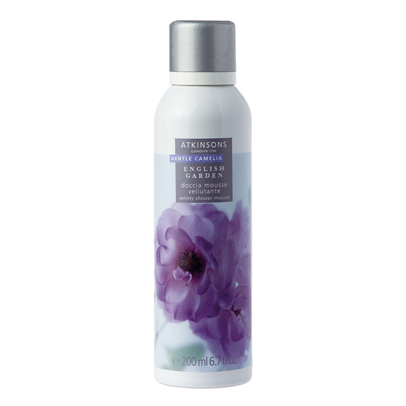 Atkinsons English Garden Camelia Gel Doccia 200 ml