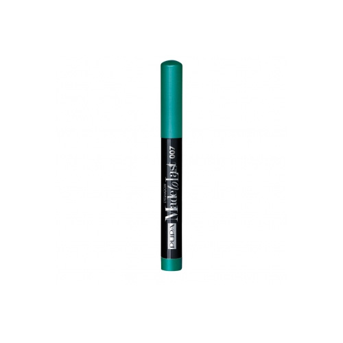 Pupa  Made to last waterproof eyeshadow  ombretto 007 emerald