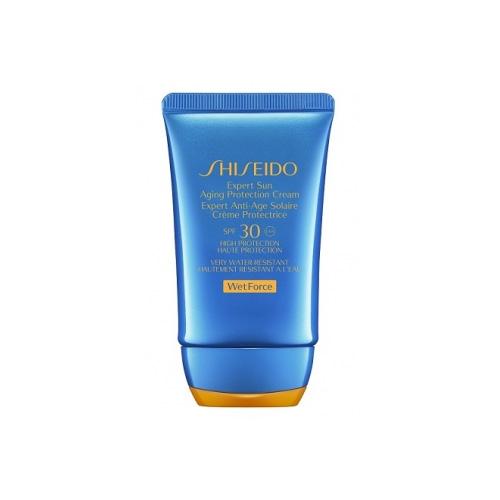 Shiseido  Expert sun aging protection cream spf 30  lozione solare 100 ml