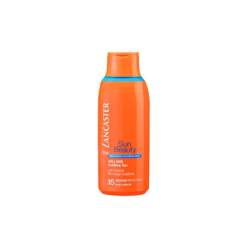 Lancaster  Sun beauty silky milk sublime tan spf 15  lozione solare 400 ml