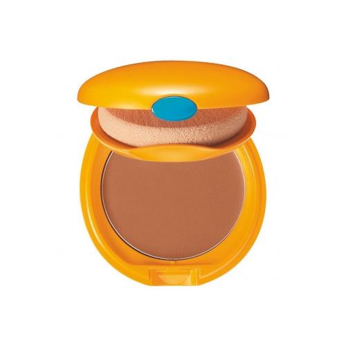 Shiseido  Tanning compact foundation spf 6 natural  fondotinta compatto abbronzante