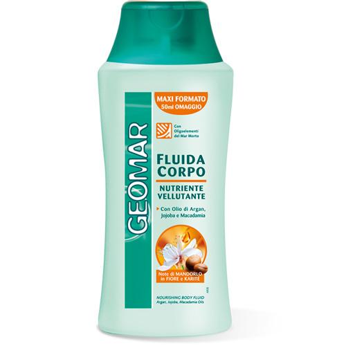 Geomar Crema Fluida Corpo Nutriente Vellutante 300 ml
