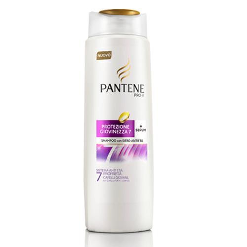 Pantene Protezione Giovinezza 7 Shampoo  Serum 250 ml