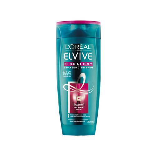 Elvive Fibralogy Shampoo 250 ml