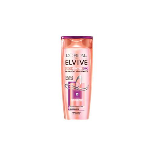 Elvive Lisci Keratina Shampoo Vellutante 250 ml