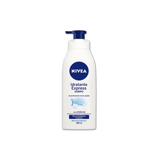 Nivea Idratante Express Corpo 500 ml