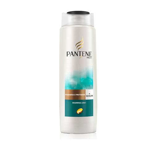 Pantene Rigenera  Protegge Shampoo  Serum 250 ml