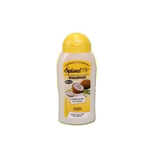 Splendor Shampoo Per Capelli Al Cocco 300 Ml