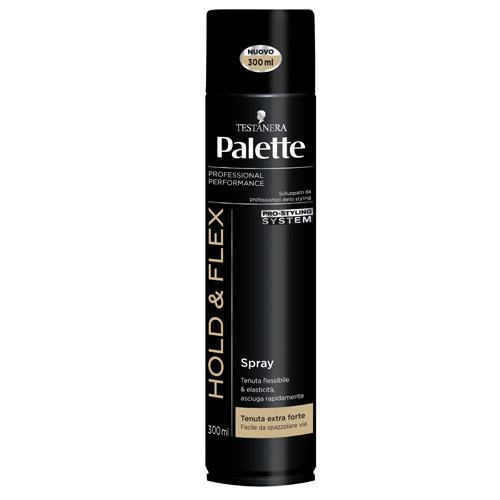 Testanera Palette Spray HoldFlex 300 Ml