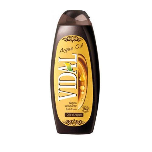Vidal Bagnoschiuma Nutriente Con Olio Di Argan 500 Ml