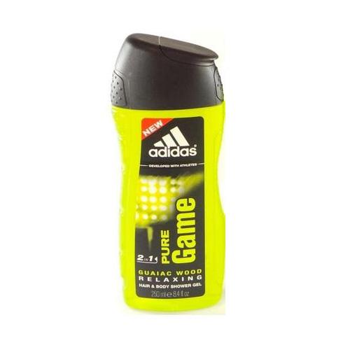 Adidas Pure Game Doccia Schiuma 250 ml