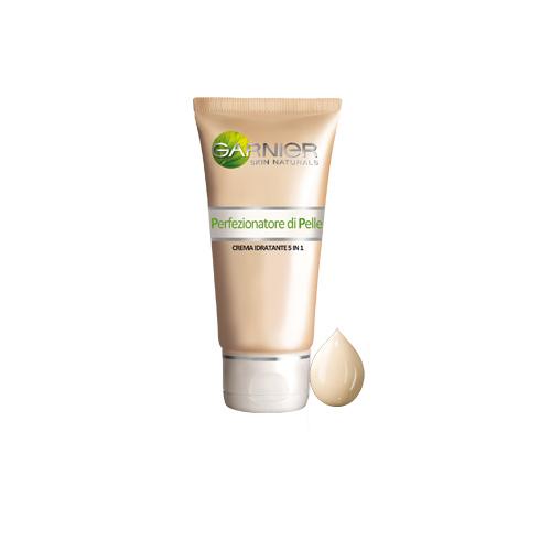 Garnier Crema Colorante Idratante 5 In 1 Perfezionamento Di Pelle  Make Up Bb Colore Chiaro
