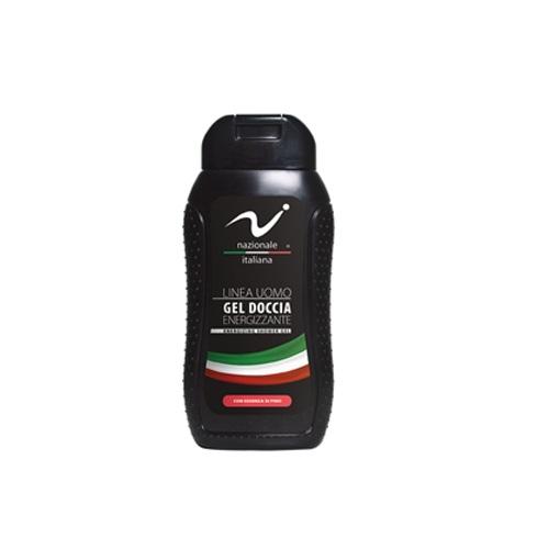 Nazionale Italiana Linea Uomo Gel Doccia Energizzante 300 ml