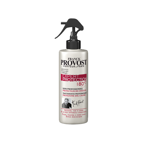 Franck Provost Spray Expert Protection 180 C Per Proteggere I Capelli Dal Calore 300 Ml