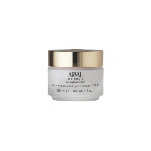 Arval Antimacula Face and Neck Cream Crema Viso 24 Ore 50 ml
