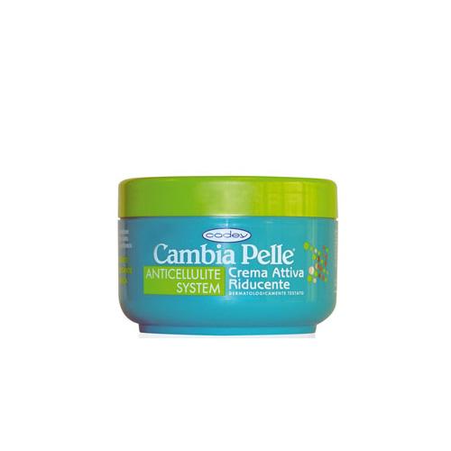 Cadey Crema Anticellulite System Attiva Cambia Pelle Vaso Da 500 Ml