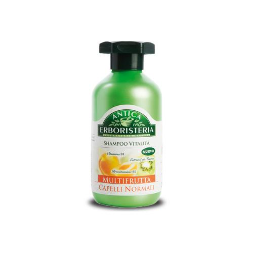 Antica Erboristeria Shampoo Per Capelli Normali Multifrutta Vitalit 250 Ml