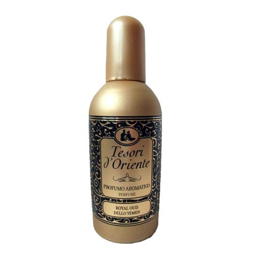 Tesori dOriente Profumo Aromatico Royal Oud Delle Yemen 100 Ml