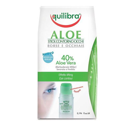 Equilibra Stick Contorno Occhi Borse E Occhiaie Aloe 55Ml