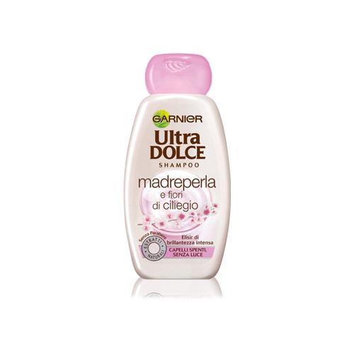 Garnier Shampoo Per Capelli Spenti E Senza Luce Ultra Dolce Madreperla 250 Ml