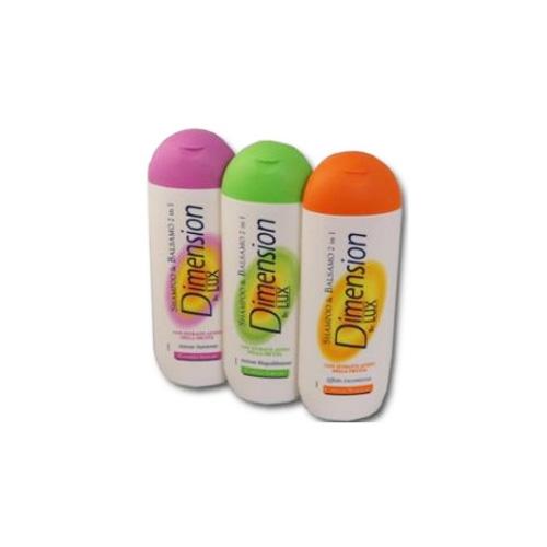 Dimension Shampoo E Balsamo Per Capelli Normali Lux 250 Ml