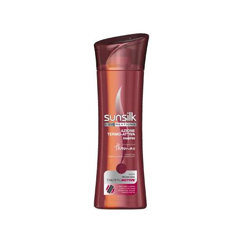 Sunsilk Shampoo Per Capelli Azione Termo Attiva 250 Ml