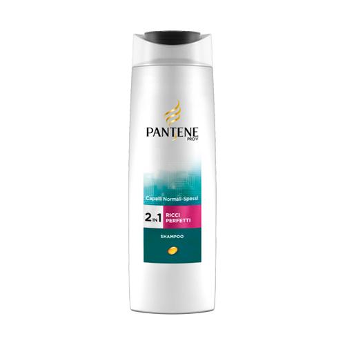 Pantene Ricci Perfetti 2 in 1 Shampoo e Balsamo 250 ml