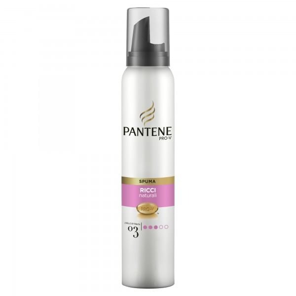 Pantene Spuma Ricci Naturali 200 ml