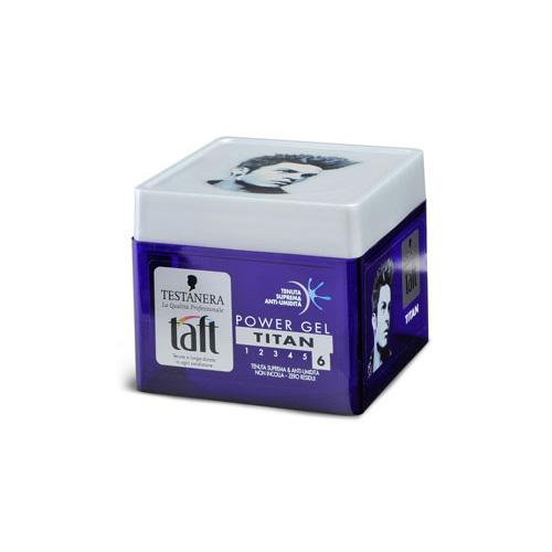 Testanera Taft Power Gel Titan 6 250 ml