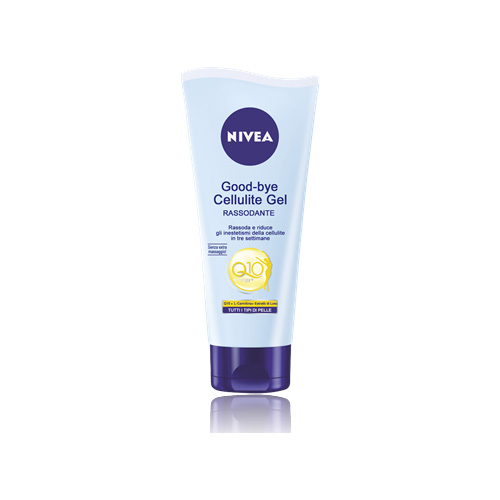 Nivea GoodBye Cellulite Gel Rassodante Con Q10 Body 200 Ml