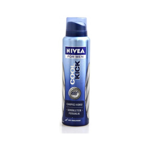 Nivea Deodorante Spray For Men Cool Kick 150 Ml