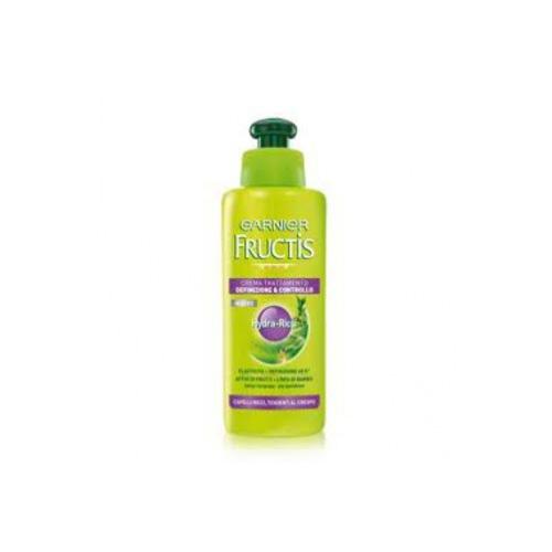 Garnier Fructis Crema Per Capelli Senza Risciacquo Trattamento Quotidiano Definizione E Controllo Hydra Ricci 200 Ml