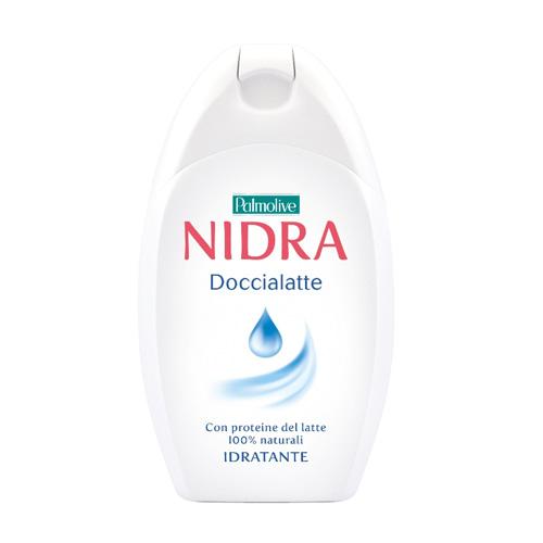 Palmolive Nidra Doccia Schiuma Idratante Con Proteine Del Latte 250 Ml