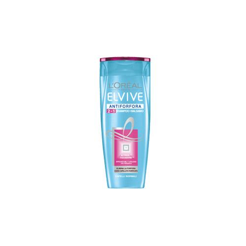 Elvive Antiforfora 2 in 1 Shampoo e Balsamo 250 ml
