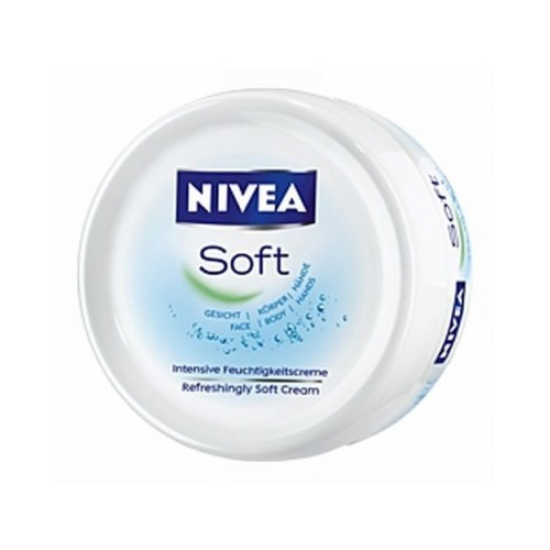 Nivea SOFT Crema Idratante Nutriente E Rinfrescante 300 Ml