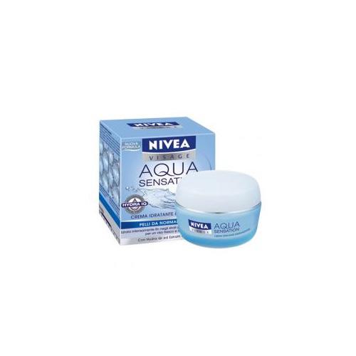 Nivea Crema Per Il Viso Energizzante Aqua Sensation 50 Ml