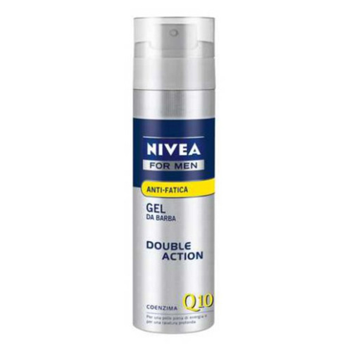 Nivea Gel Da Barba Con Q10 Skin Energy For Men 200 Ml