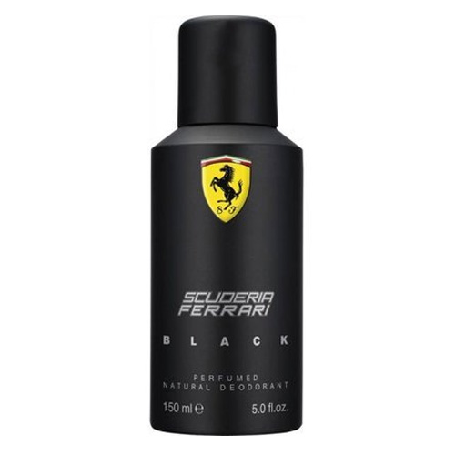 Ferrari Black Deodorante Spray 150 ml