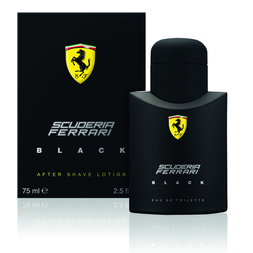 Ferrari Black After Shave Lotion 75 ml