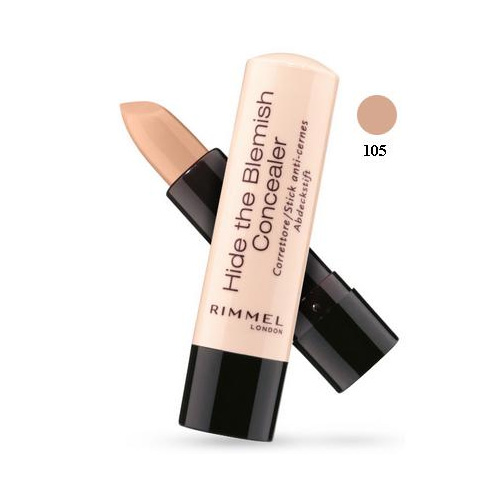 Rimmel Hide the Blemish Correttore AntiImperfezione 105 Golden Beige