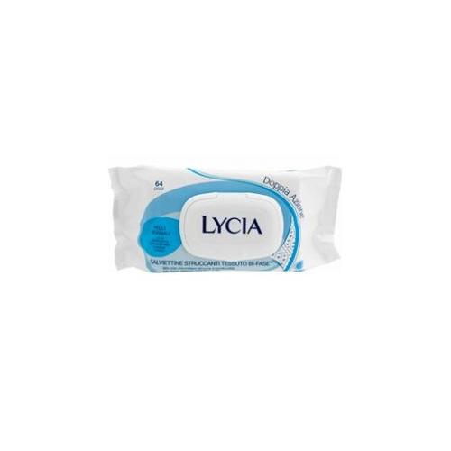 Lycia Salviettine Struccanti E Detergenti Per Pelli Normali 64 Pezzi
