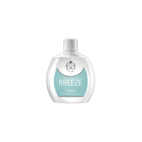 Breeze Neutro Deodorante Squeeze Senza Gas 100 ml