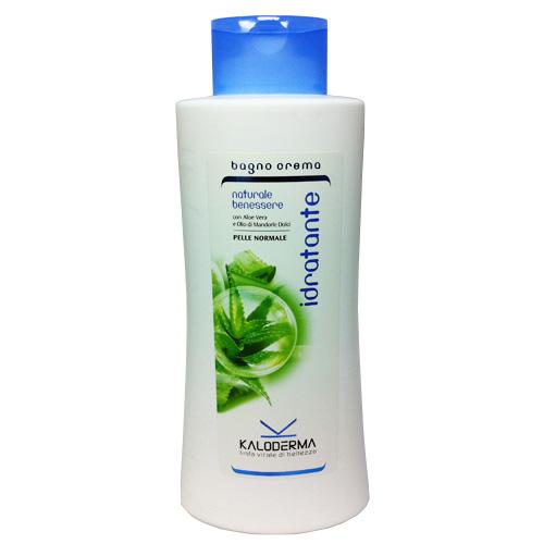 Kaloderma Bagnoschiuma Idratante Con Aloe Vera E Olio Di Mandorle Dolci 750 Ml