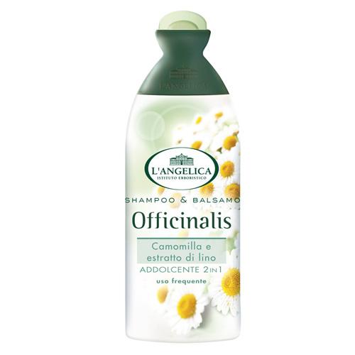 LAngelica Shampoo 2 in1 Capelli Delicati 250 ml
