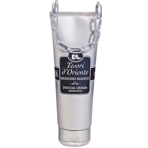 Tesori dOriente Doccia Crema Muschio Bianco 250 Ml