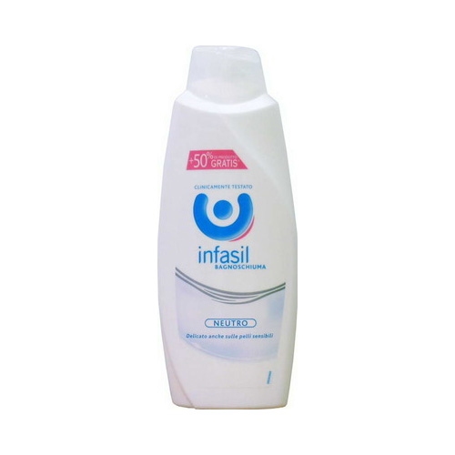 Infasil Bagnoschiuma Neutro 750 Ml