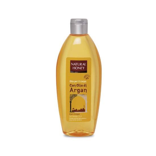 Natural Honey Olio Corpo Argan 300 ml