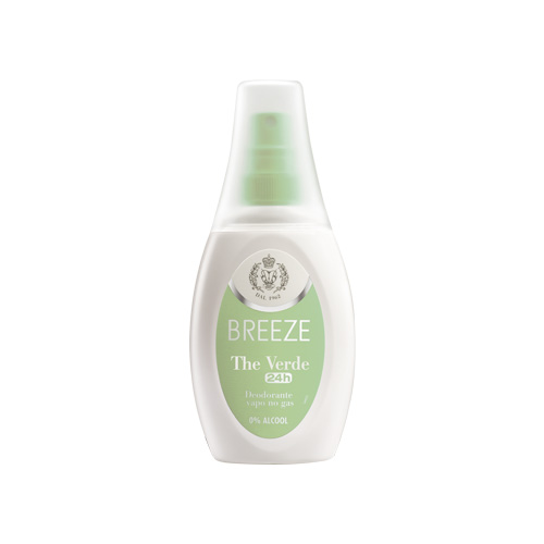 Breeze Vapo no gas The Verde Deodorante 75 ml