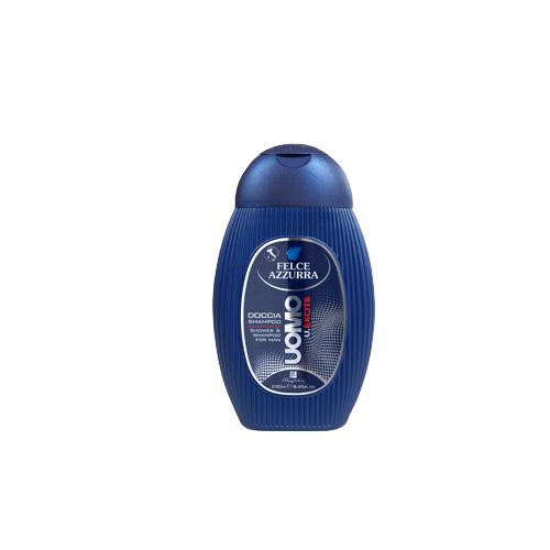Felce Azzurra Doccia Shampoo 2in1 Excite 250 ml