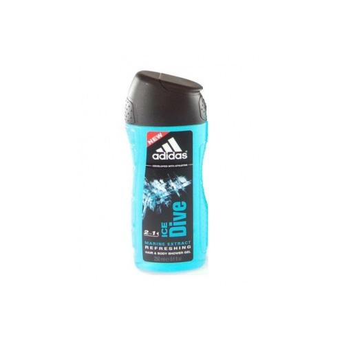 Adidas  Ice dive  doccia schiuma 250 ml